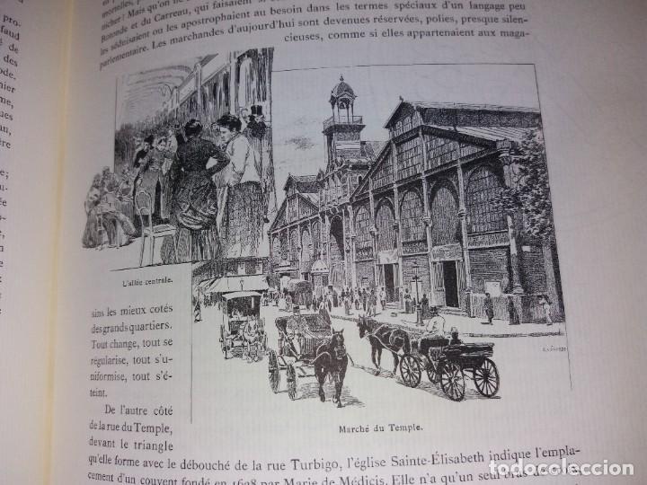 Libros: EXTRAORDINARIO Y BELLO LIBRO SOBRE EL PARIS DEL SIGLO XIX AÑOS 70´S - Foto 219 - 242225945