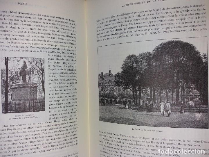 Libros: EXTRAORDINARIO Y BELLO LIBRO SOBRE EL PARIS DEL SIGLO XIX AÑOS 70´S - Foto 221 - 242225945