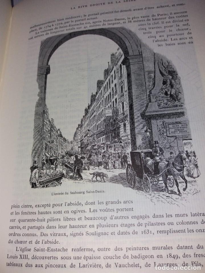 Libros: EXTRAORDINARIO Y BELLO LIBRO SOBRE EL PARIS DEL SIGLO XIX AÑOS 70´S - Foto 222 - 242225945