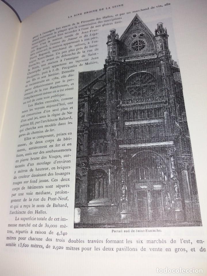Libros: EXTRAORDINARIO Y BELLO LIBRO SOBRE EL PARIS DEL SIGLO XIX AÑOS 70´S - Foto 223 - 242225945