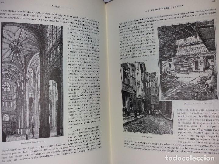 Libros: EXTRAORDINARIO Y BELLO LIBRO SOBRE EL PARIS DEL SIGLO XIX AÑOS 70´S - Foto 224 - 242225945