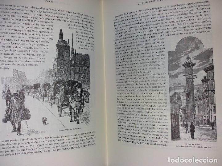 Libros: EXTRAORDINARIO Y BELLO LIBRO SOBRE EL PARIS DEL SIGLO XIX AÑOS 70´S - Foto 226 - 242225945