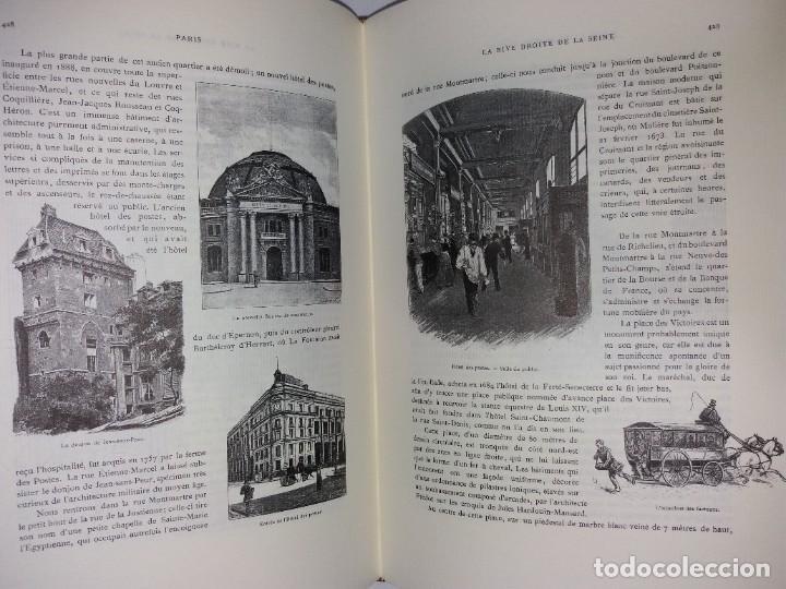 Libros: EXTRAORDINARIO Y BELLO LIBRO SOBRE EL PARIS DEL SIGLO XIX AÑOS 70´S - Foto 227 - 242225945
