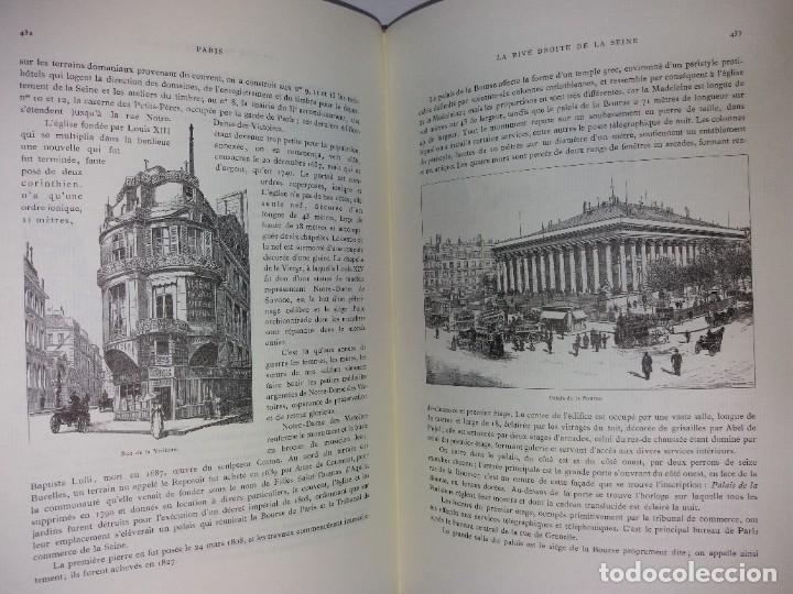 Libros: EXTRAORDINARIO Y BELLO LIBRO SOBRE EL PARIS DEL SIGLO XIX AÑOS 70´S - Foto 228 - 242225945