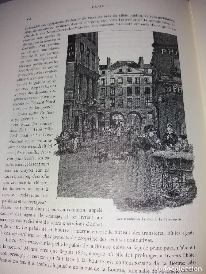Libros: EXTRAORDINARIO Y BELLO LIBRO SOBRE EL PARIS DEL SIGLO XIX AÑOS 70´S - Foto 229 - 242225945