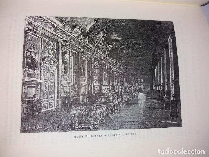 Libros: EXTRAORDINARIO Y BELLO LIBRO SOBRE EL PARIS DEL SIGLO XIX AÑOS 70´S - Foto 231 - 242225945