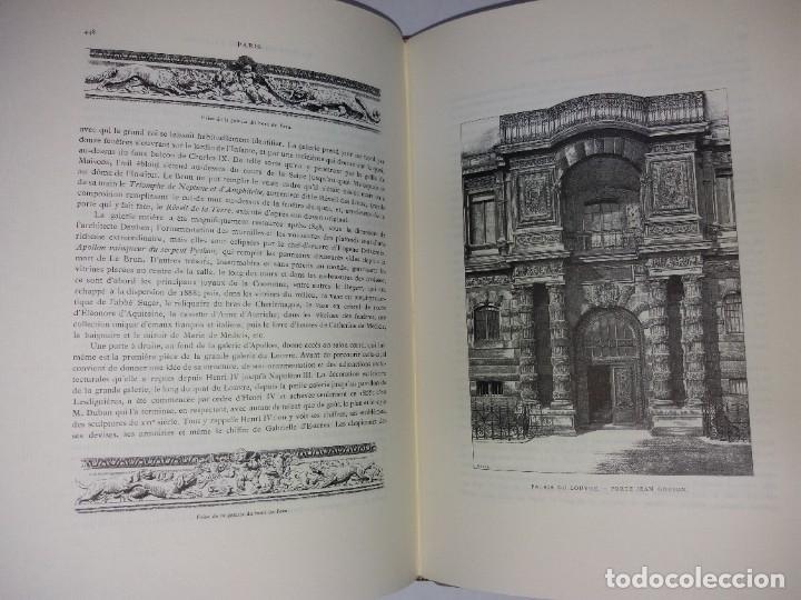 Libros: EXTRAORDINARIO Y BELLO LIBRO SOBRE EL PARIS DEL SIGLO XIX AÑOS 70´S - Foto 232 - 242225945