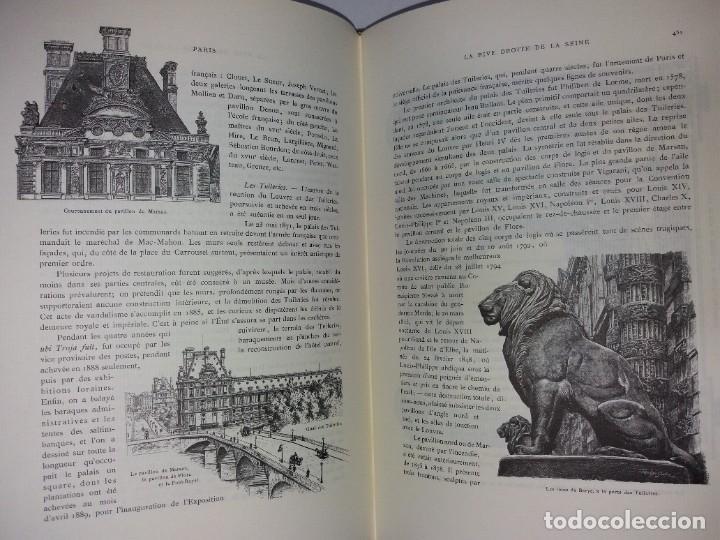 Libros: EXTRAORDINARIO Y BELLO LIBRO SOBRE EL PARIS DEL SIGLO XIX AÑOS 70´S - Foto 233 - 242225945