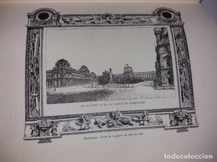 Libros: EXTRAORDINARIO Y BELLO LIBRO SOBRE EL PARIS DEL SIGLO XIX AÑOS 70´S - Foto 234 - 242225945