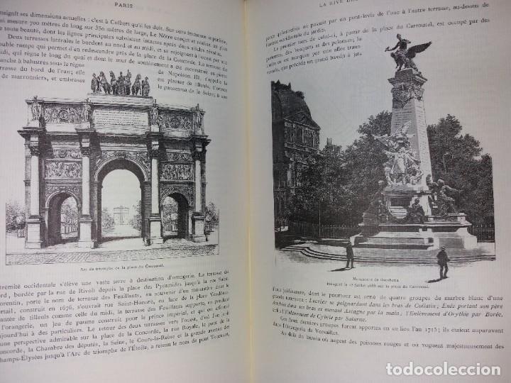 Libros: EXTRAORDINARIO Y BELLO LIBRO SOBRE EL PARIS DEL SIGLO XIX AÑOS 70´S - Foto 235 - 242225945