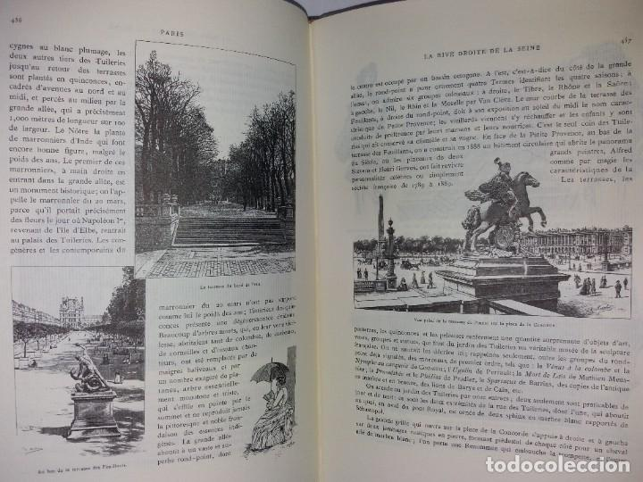 Libros: EXTRAORDINARIO Y BELLO LIBRO SOBRE EL PARIS DEL SIGLO XIX AÑOS 70´S - Foto 236 - 242225945