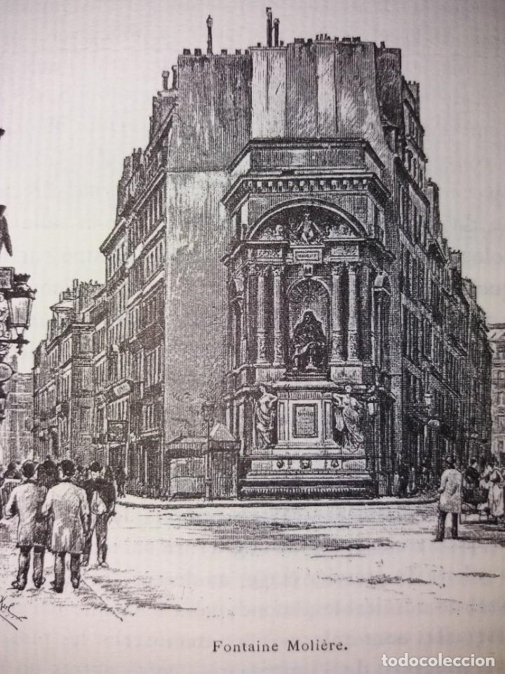 Libros: EXTRAORDINARIO Y BELLO LIBRO SOBRE EL PARIS DEL SIGLO XIX AÑOS 70´S - Foto 238 - 242225945