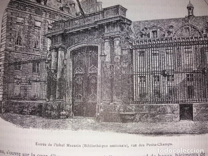 Libros: EXTRAORDINARIO Y BELLO LIBRO SOBRE EL PARIS DEL SIGLO XIX AÑOS 70´S - Foto 239 - 242225945
