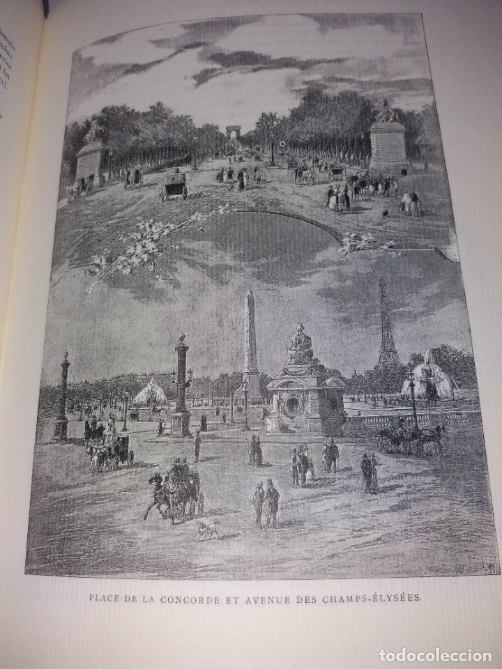 Libros: EXTRAORDINARIO Y BELLO LIBRO SOBRE EL PARIS DEL SIGLO XIX AÑOS 70´S - Foto 240 - 242225945