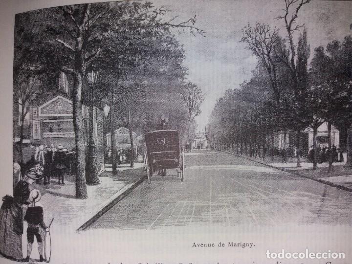 Libros: EXTRAORDINARIO Y BELLO LIBRO SOBRE EL PARIS DEL SIGLO XIX AÑOS 70´S - Foto 241 - 242225945