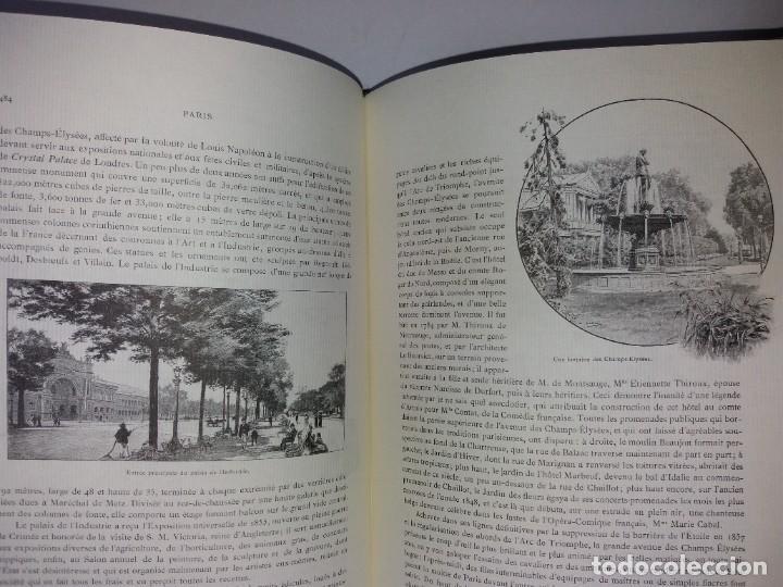 Libros: EXTRAORDINARIO Y BELLO LIBRO SOBRE EL PARIS DEL SIGLO XIX AÑOS 70´S - Foto 242 - 242225945