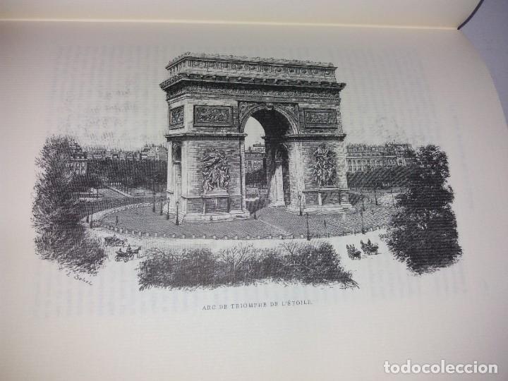 Libros: EXTRAORDINARIO Y BELLO LIBRO SOBRE EL PARIS DEL SIGLO XIX AÑOS 70´S - Foto 243 - 242225945