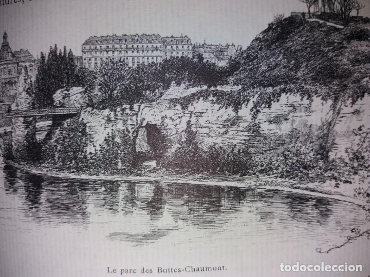 Libros: EXTRAORDINARIO Y BELLO LIBRO SOBRE EL PARIS DEL SIGLO XIX AÑOS 70´S - Foto 244 - 242225945
