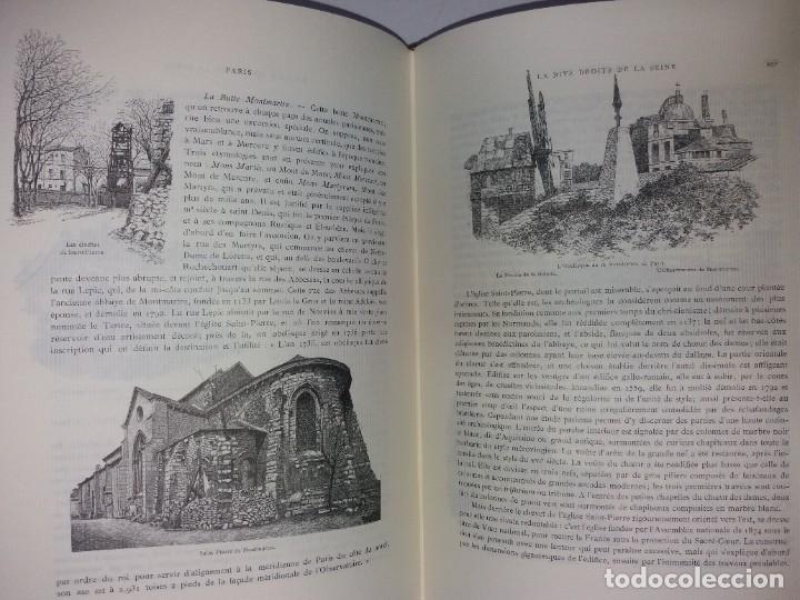 Libros: EXTRAORDINARIO Y BELLO LIBRO SOBRE EL PARIS DEL SIGLO XIX AÑOS 70´S - Foto 246 - 242225945