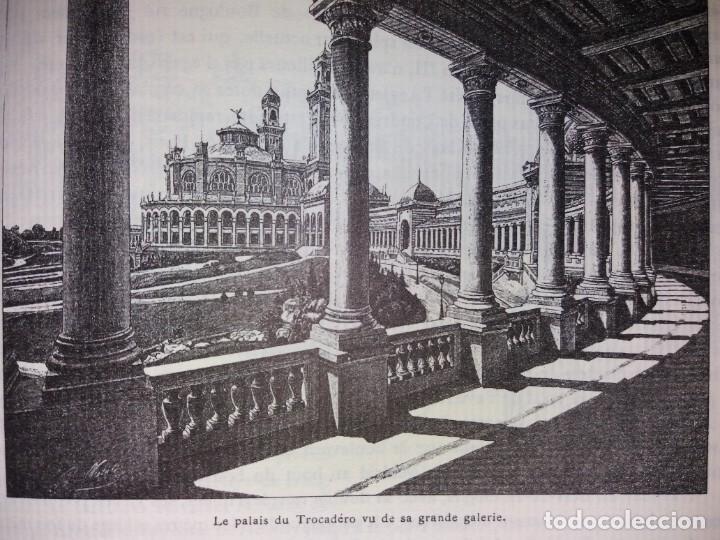 Libros: EXTRAORDINARIO Y BELLO LIBRO SOBRE EL PARIS DEL SIGLO XIX AÑOS 70´S - Foto 248 - 242225945