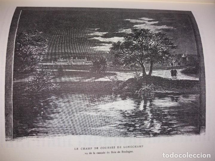 Libros: EXTRAORDINARIO Y BELLO LIBRO SOBRE EL PARIS DEL SIGLO XIX AÑOS 70´S - Foto 249 - 242225945