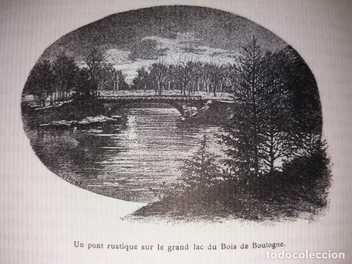 Libros: EXTRAORDINARIO Y BELLO LIBRO SOBRE EL PARIS DEL SIGLO XIX AÑOS 70´S - Foto 250 - 242225945
