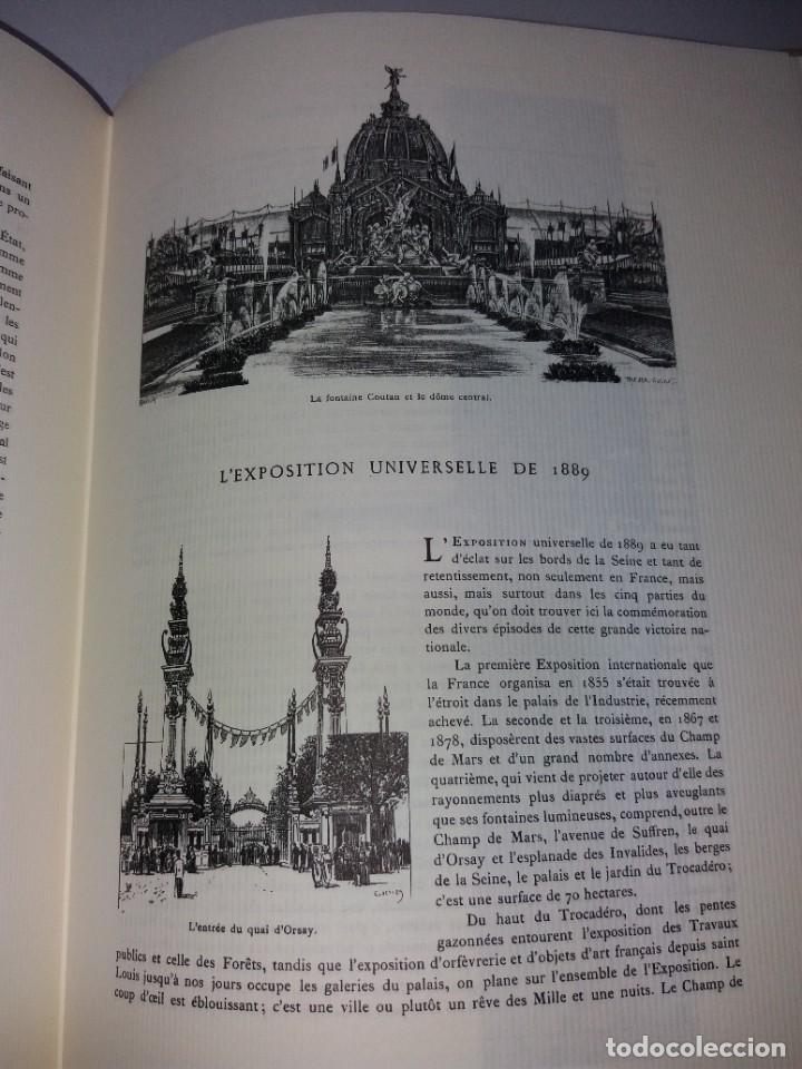 Libros: EXTRAORDINARIO Y BELLO LIBRO SOBRE EL PARIS DEL SIGLO XIX AÑOS 70´S - Foto 251 - 242225945