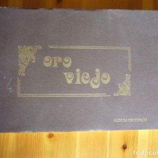 Libros: ORO VIEJO ALBUM DE TOROS 1996. Lote 242352240