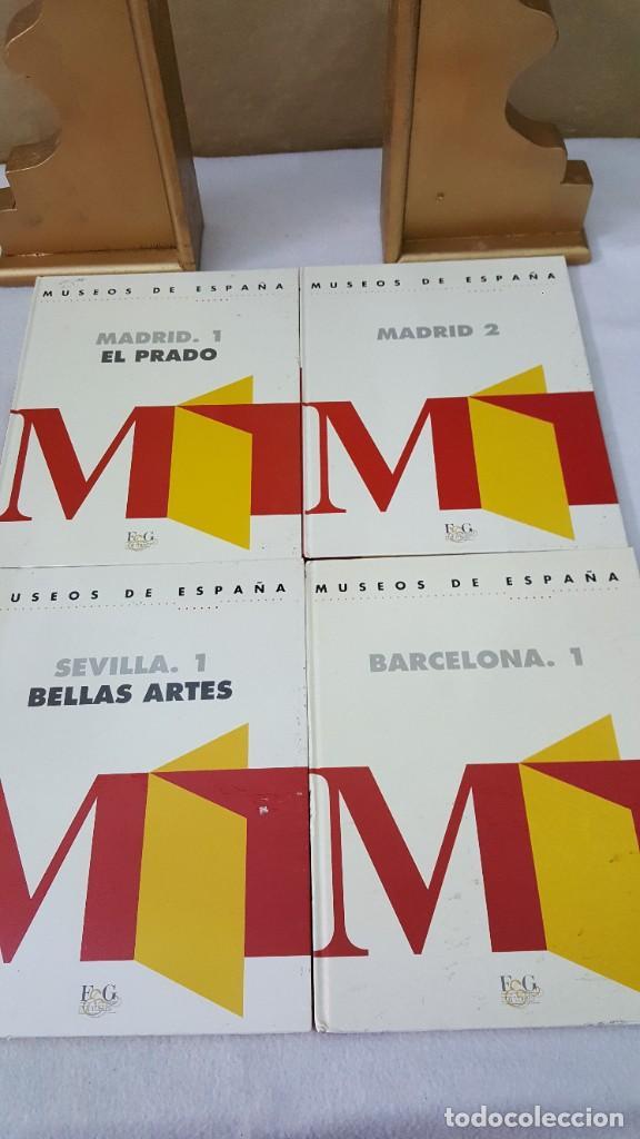 MUSEOS DE ESPAÑA (Libros Nuevos - Bellas Artes, ocio y coleccionismo - Otros)