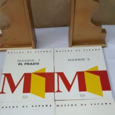 Libros: MUSEOS DE ESPAÑA. Lote 244572485