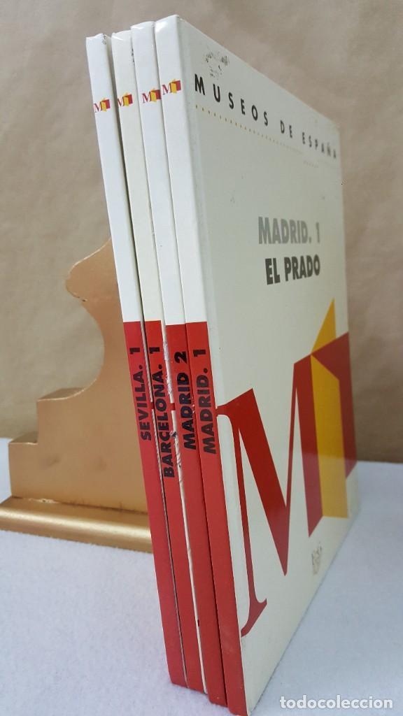 Libros: MUSEOS DE ESPAÑA - Foto 2 - 244572485