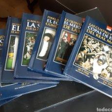 Libros: LAS COPAS DE EUROPA DEL REAL MADRID. Lote 245608335