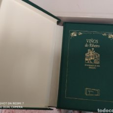 Libros: VIÑOS DO RIBEIRO.. Lote 245725730