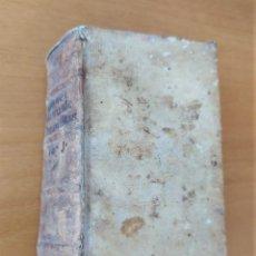 Libros: LIBRO DEL AÑO 1691 CON CUBIERTAS DE PERGAMINO. Lote 246459990