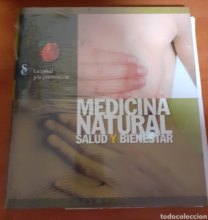 MEDICINA NATURAL .LA SALU Y LA PREVENCIÓN (Libros Nuevos - Bellas Artes, ocio y coleccionismo - Otros)