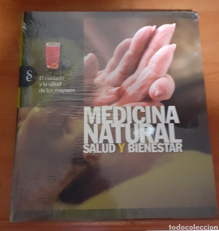 MEDICINA NATURAL. EL CUIDADO Y SALUD DE LOS MAYORES (Libros Nuevos - Bellas Artes, ocio y coleccionismo - Otros)