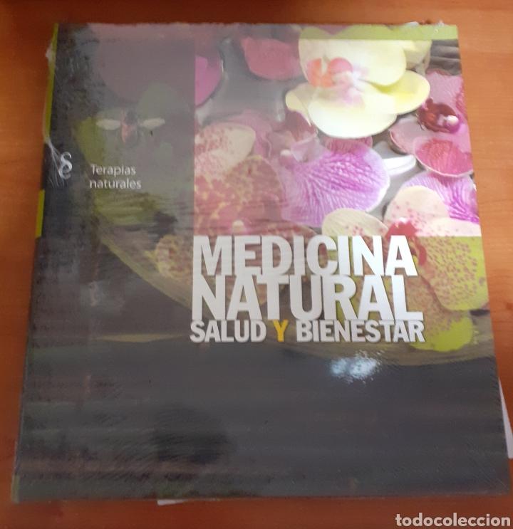 MEDICINA NATURAL TERAPIA NATURALES (Libros Nuevos - Bellas Artes, ocio y coleccionismo - Otros)