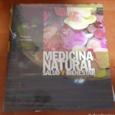 Libros: MEDICINA NATURAL TERAPIA NATURALES. Lote 248563220