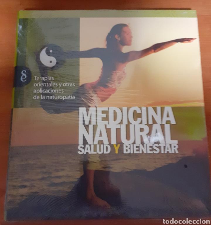 MEDICINA NATURAL TERAPIA ORIENTALES Y OTRAS APLICACIONES DE LA NATUROPATIA (Libros Nuevos - Bellas Artes, ocio y coleccionismo - Otros)