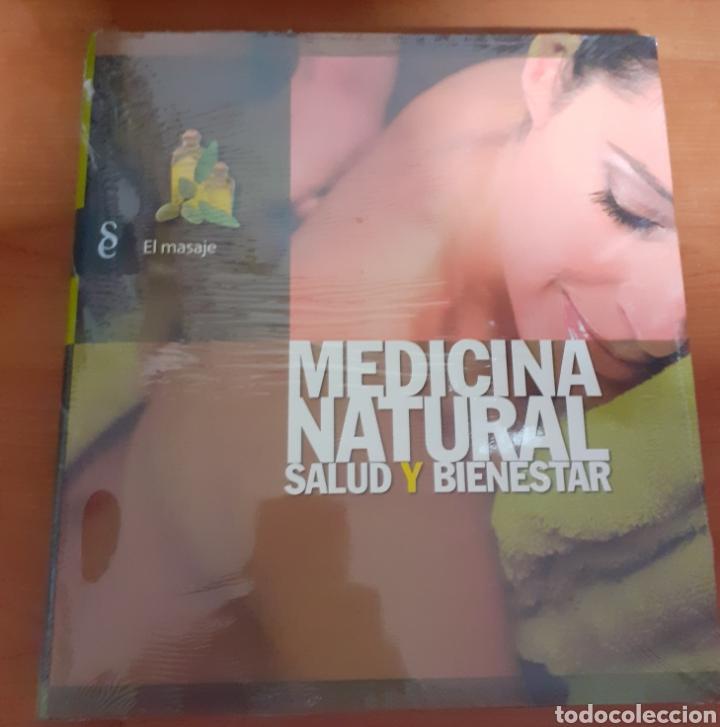 MEDICINA NATURAL EL MASAJE (Libros Nuevos - Bellas Artes, ocio y coleccionismo - Otros)