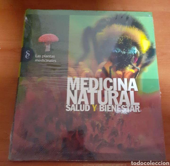 MEDICINA NATURAL LAS PLANTAS MEDICINALES (Libros Nuevos - Bellas Artes, ocio y coleccionismo - Otros)