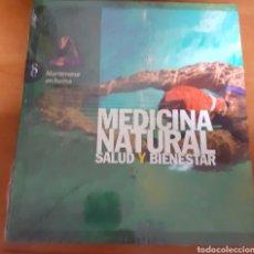 Libros: MEDICINA NATURAL MANTENERSE EN FORMA. Lote 248566940