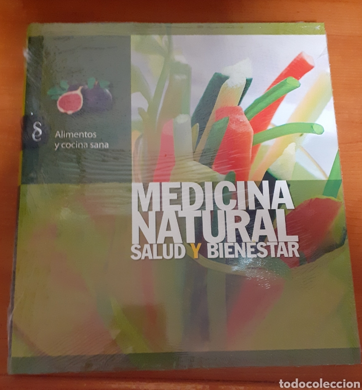 MEDICINA NATURAL ALIMENTACIÓN Y COCINA SANA (Libros Nuevos - Bellas Artes, ocio y coleccionismo - Otros)