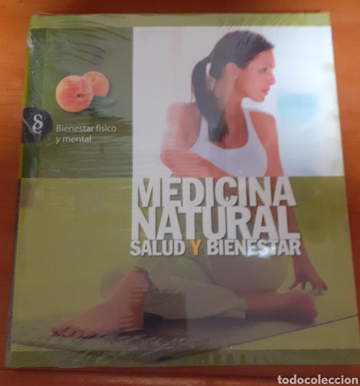 MEDICINA NATURAL BIENESTAR FÍSICO Y MENTAL (Libros Nuevos - Bellas Artes, ocio y coleccionismo - Otros)