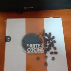 Libros: EL ARTE DE LA COCINA BEBIDAS , DEL CAFÉ A LOS CÓCTELES. Lote 248584795