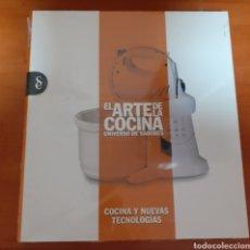 Libros: EL ARTE DE LA COCINA COCINA Y NUEVA TECNOLOGÍA. Lote 248586385
