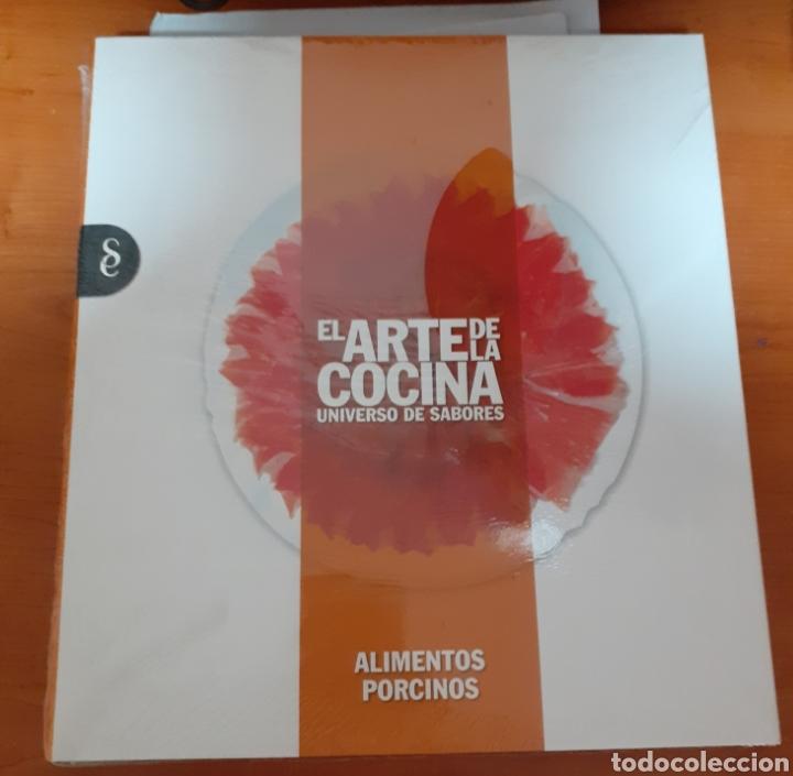 EL ARTE DE LA COCINA ALIMENTOS PORCINO (Libros Nuevos - Bellas Artes, ocio y coleccionismo - Otros)