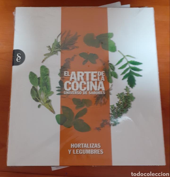 EL ARTE DE LA COCINA HORTALIZA Y LEGUMBRE (Libros Nuevos - Bellas Artes, ocio y coleccionismo - Otros)
