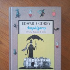 Livres: AMPHIGOREY, DE EDWARD FOREY. Lote 250124655