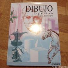Libros: DIBUJO. LA GRAN ESCUELA. ANDRÁS SZUNYOGHY. Lote 254066715